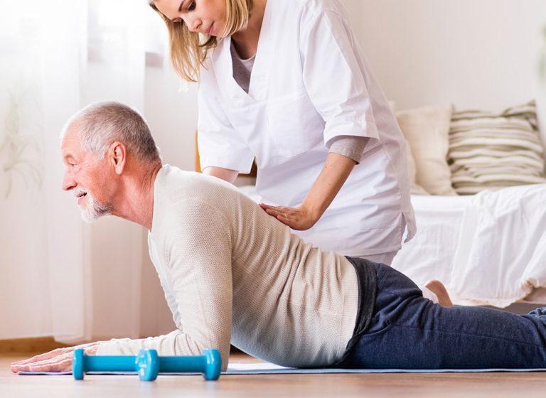 fysioterapi bergen refusjonsrett